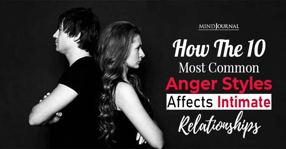 common anger affects relationships