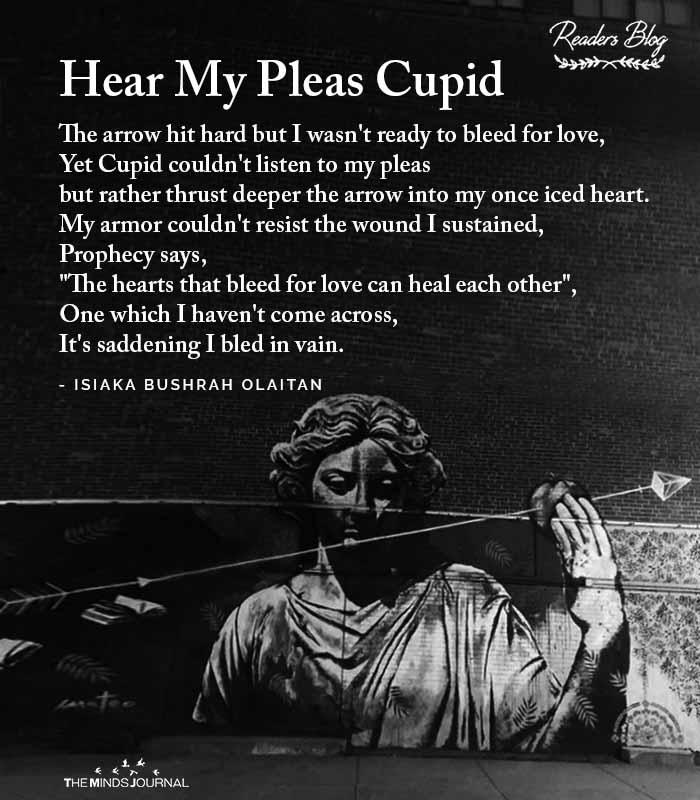 Hear My Pleas Cupid