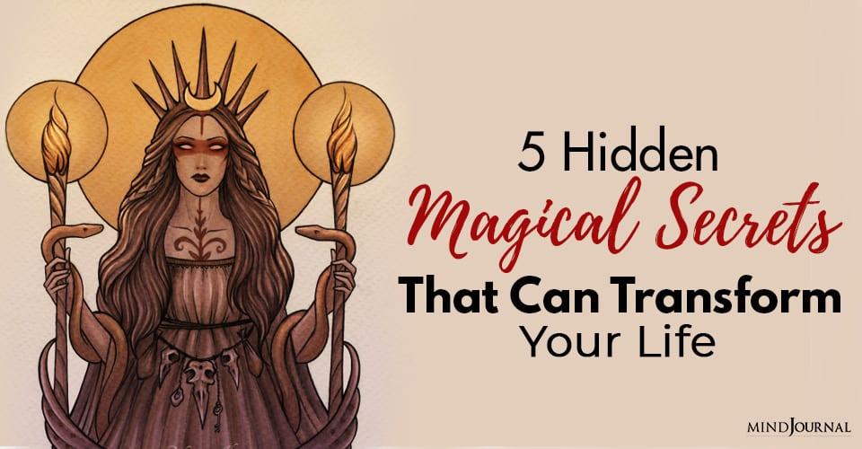 hidden magical secrets