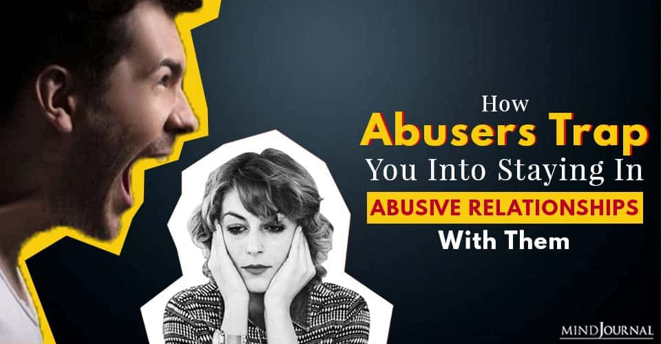 staying in abusive relationships