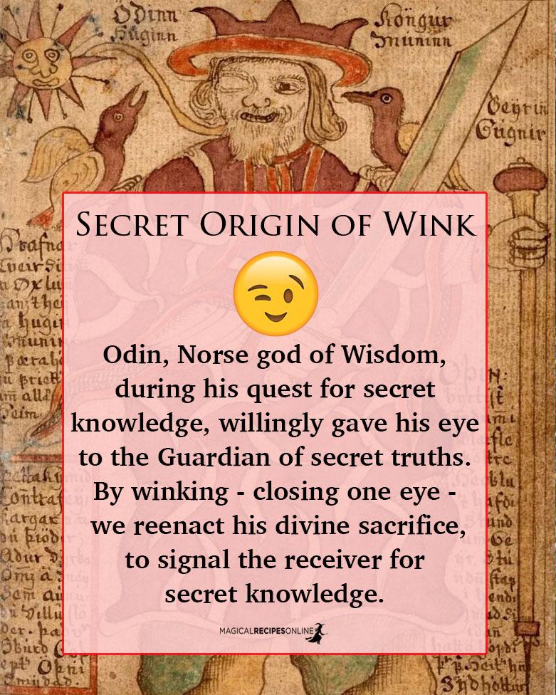 wink origin odin