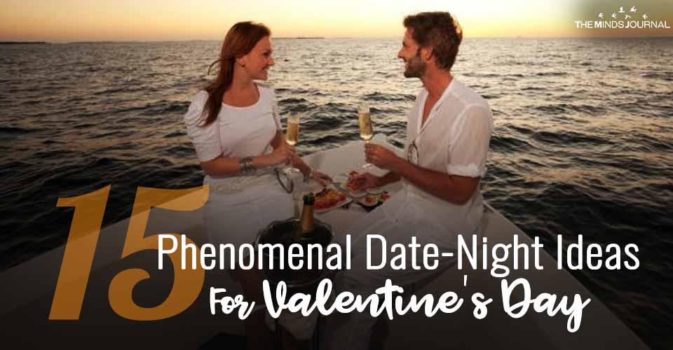 15 Phenomenal Date-Night Ideas For Valentine's Day