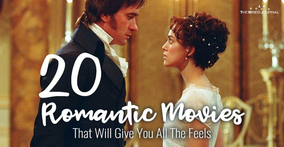 20 Romantic Movies For Valentine's Day That Will Give You All The Feels
