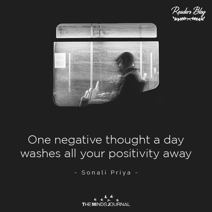 The Power Of Negative Thoughts