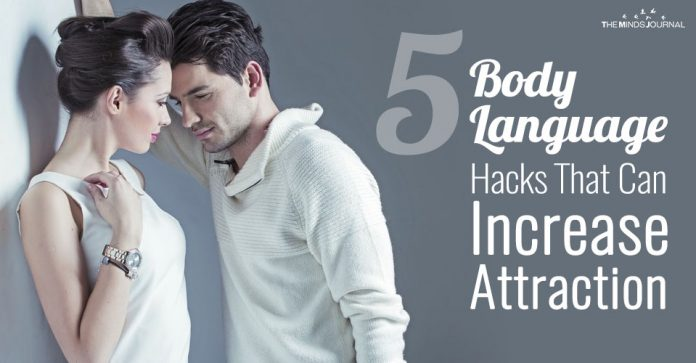 5 Body Language Hacks That Can Increase Attraction