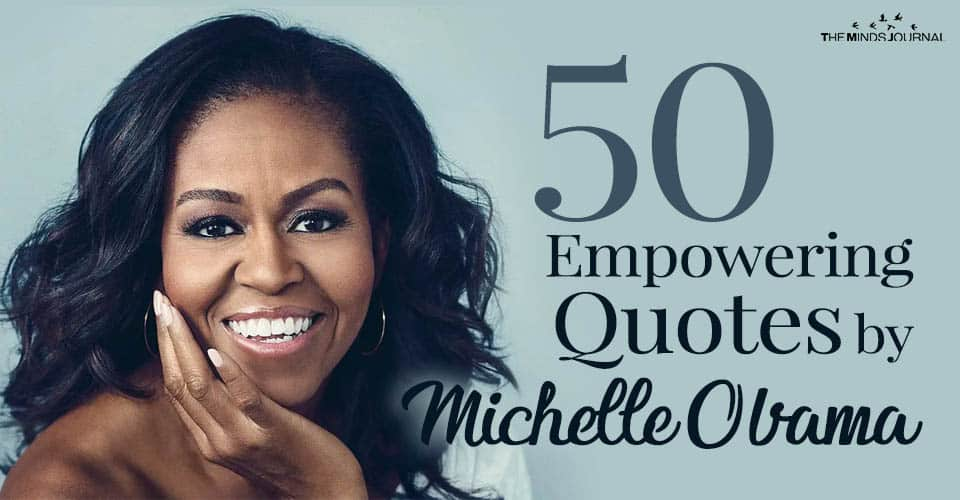 """50 Of Michelle Obama's Quotes That Will Make You Go """"Hell Yeah!"""""""