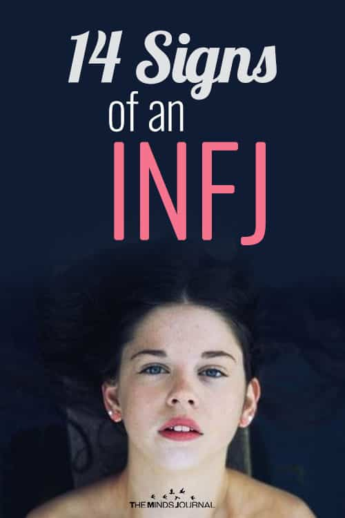 Are you an INFJ? 14 Signs Of A Genuine INFJ Personality