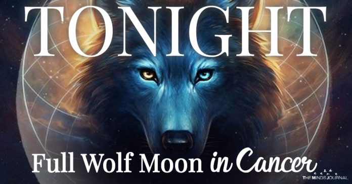 Horoscope Full Wolf Moon in Cancer