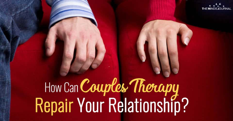 How Can Couples Therapy Repair Your Relationship