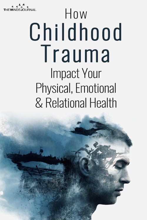 How Childhood Trauma Impacts our Physical, Emotional and Relational Health