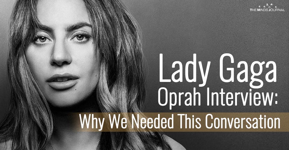 Lady Gaga- Oprah Interview: The Lasting Effects Of Sexual Assault