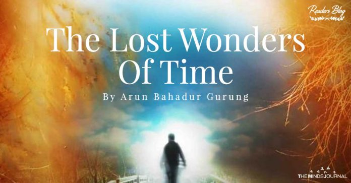 The Lost Wonders Of Time