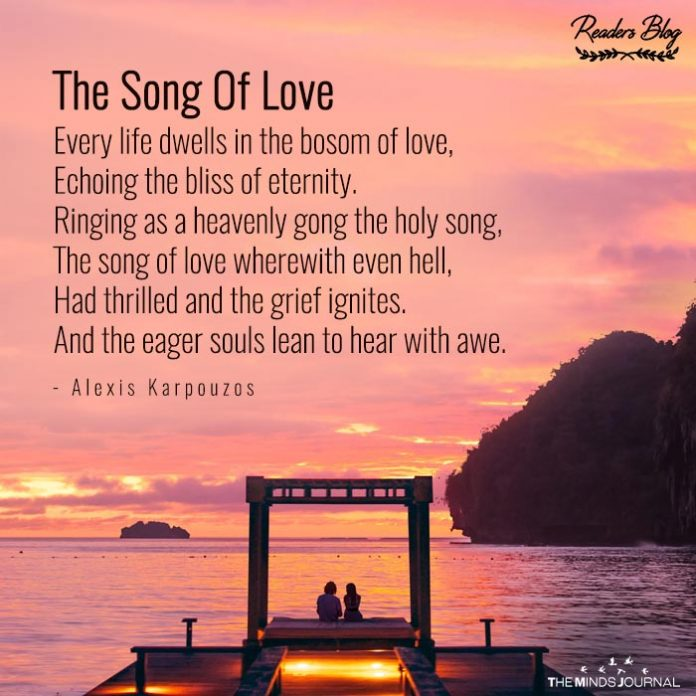 The Song Of Love