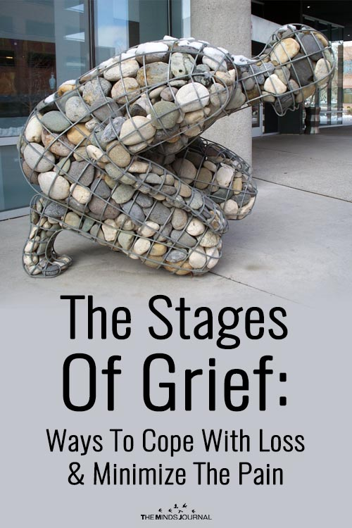 The Stages Of Grief: Ways To Cope With Loss and Minimize The Pain
