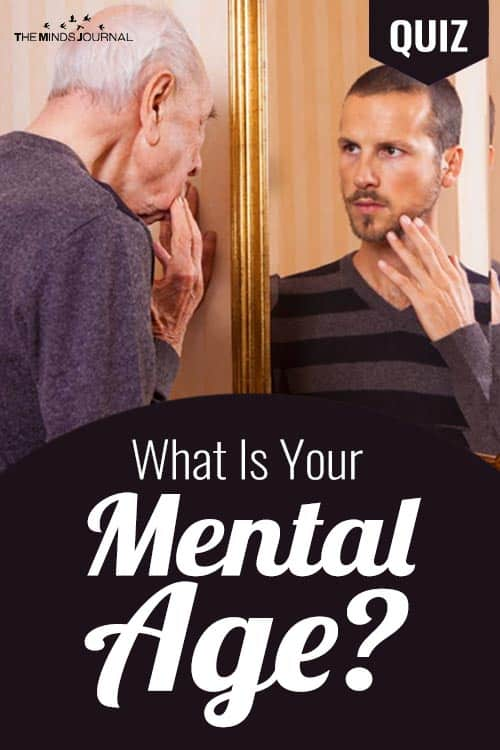 What Is Your Mental Age? - Personality Test