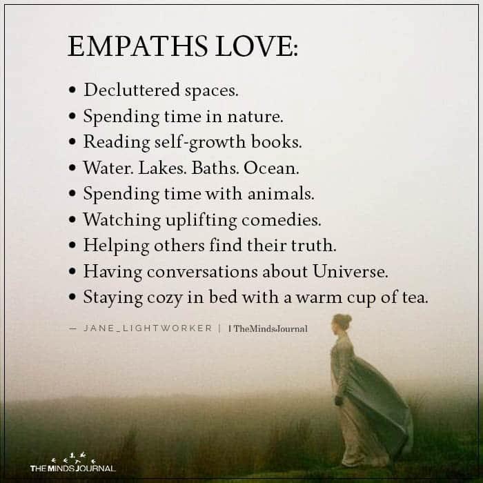Empaths Love