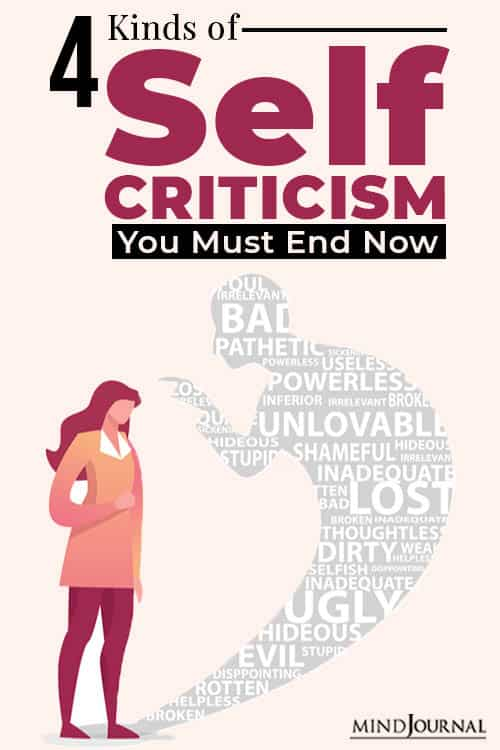 kinds ofsSelf criticism pin