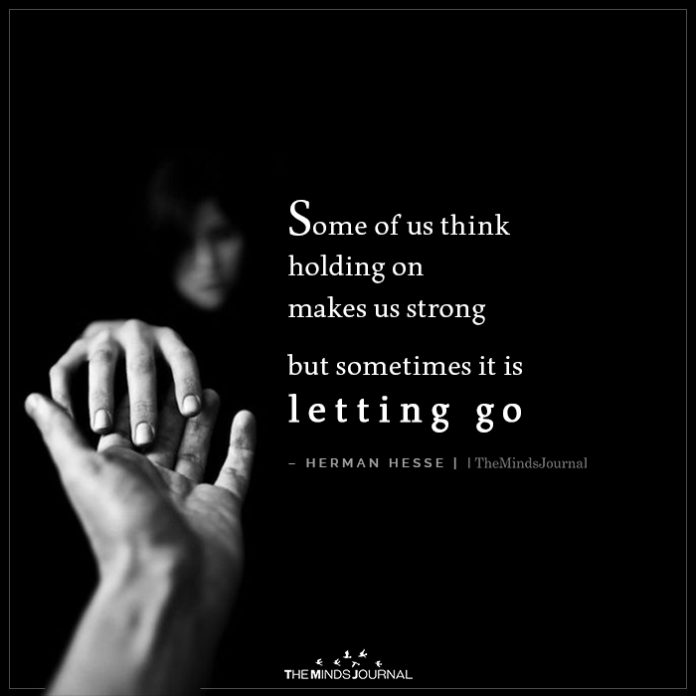 Quotes Let Go of Love