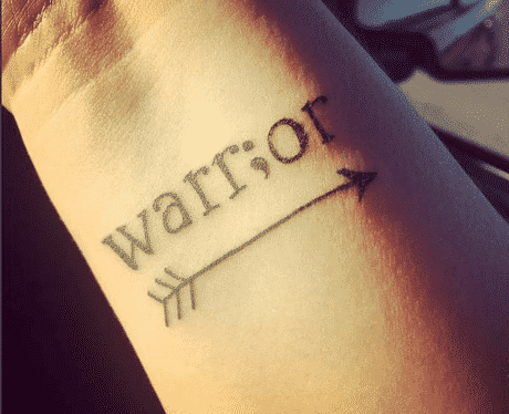 15 Mental Health Tattoos That'll Empower You To Overcome Your Struggles
