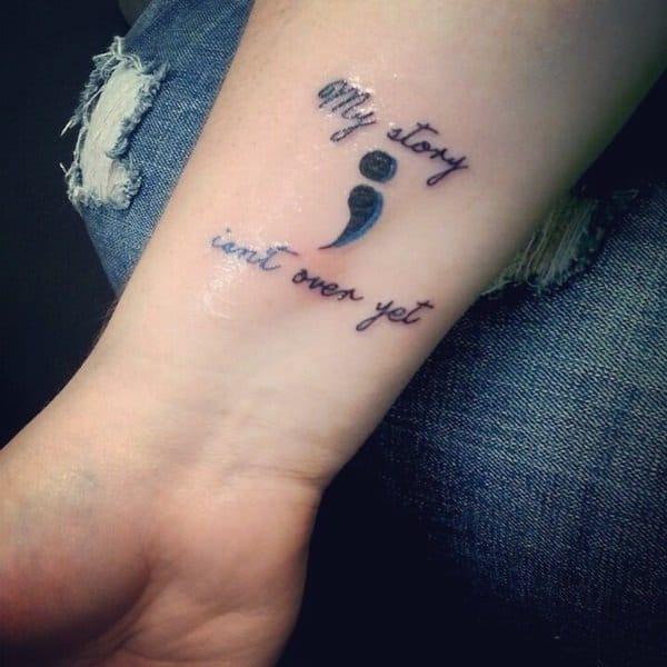 mental health tattoo