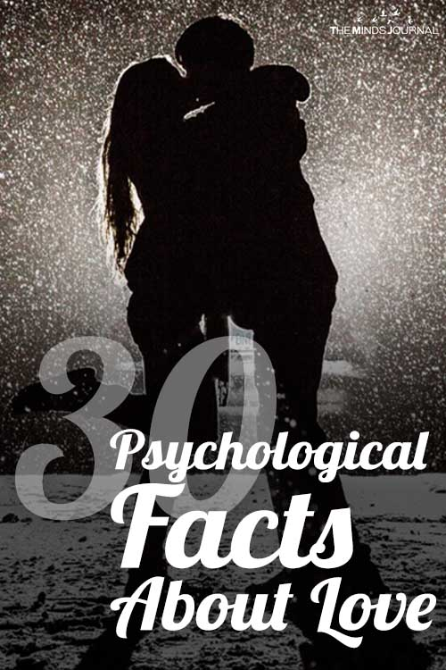 30 Psychological Facts About Love That You Will Really Love