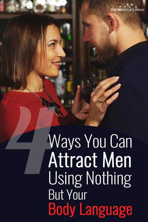 4 Ways You Can Attract Men With Your Body Language