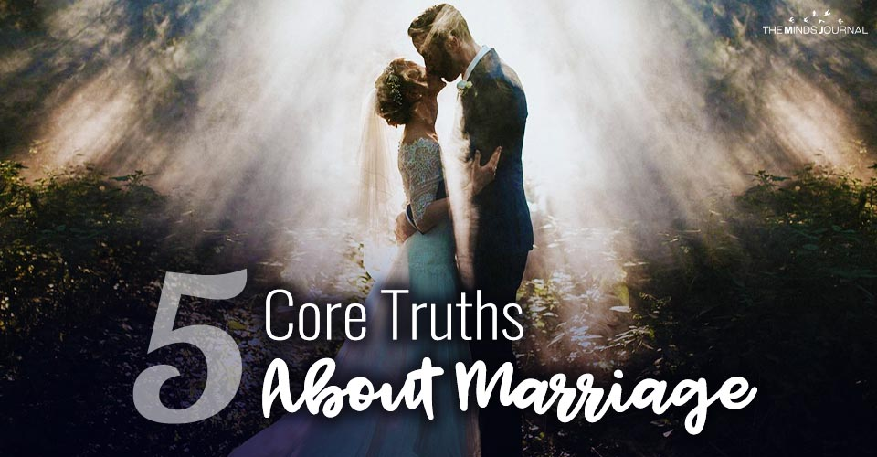 5 Core Truths About Marriage That Every Couple Should Keep In Mind