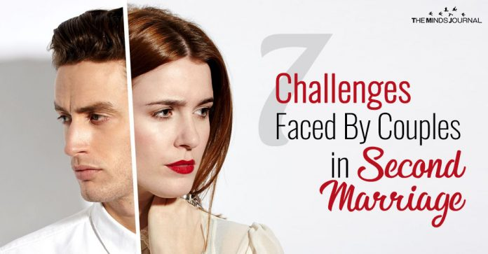 7 Complicated and Severe Challenges Faced By Couples in Second Marriage