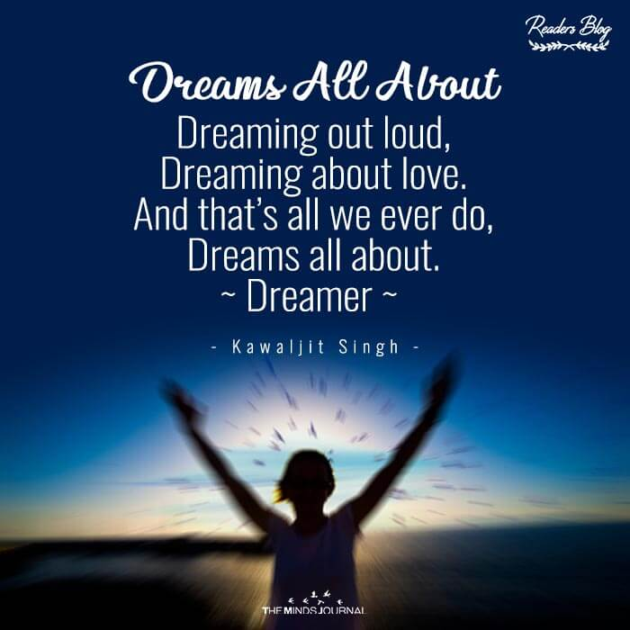 Dreams All About