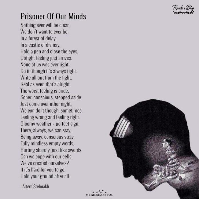 Prisoner Of Our Minds
