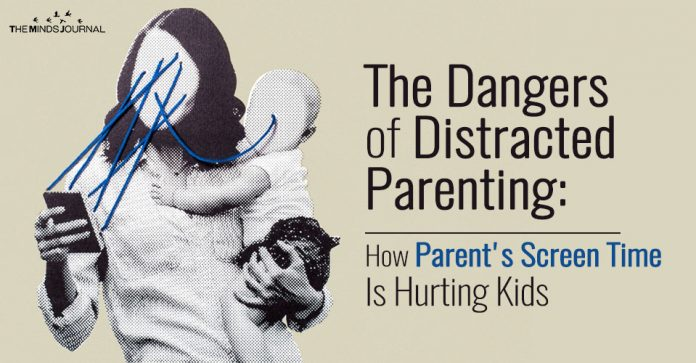 The Dangers of Distracted Parenting: Why Parents Need To Put Down Their Phones