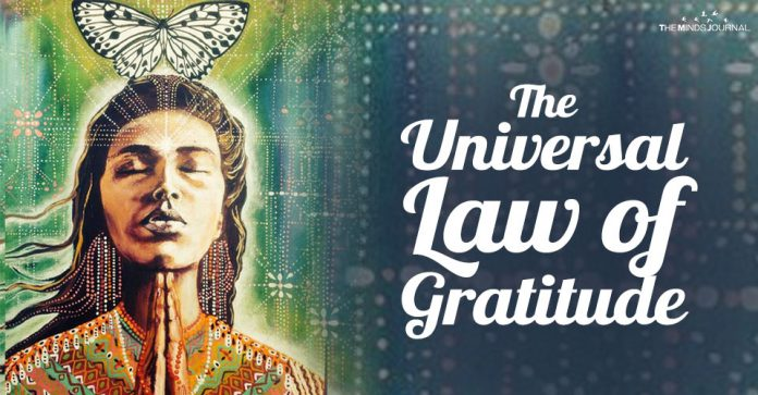 Attitude Of Gratitude: How The Universal Law of Gratitude Can Help You