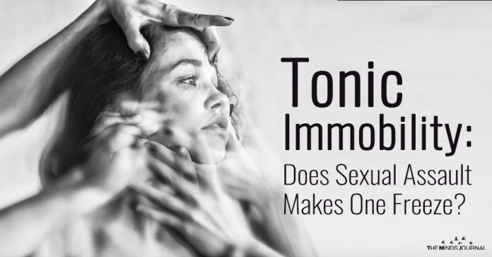 Tonic Immobility: Does Sexual Assault Make You Freeze?