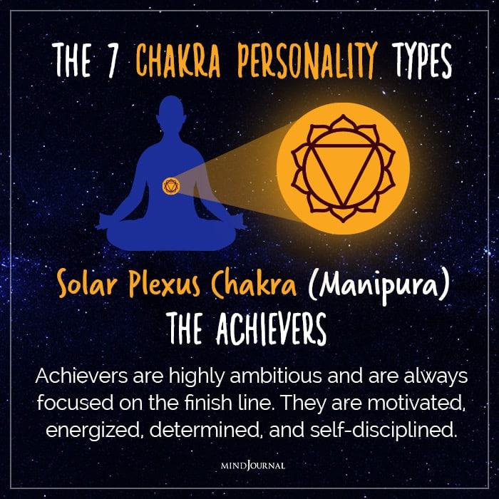 chakra personality solar plexus
