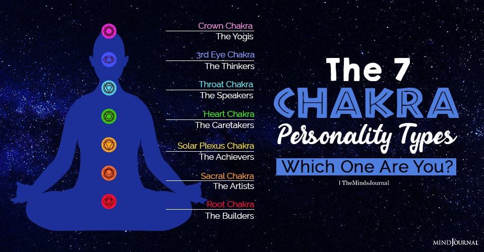 chakra personality