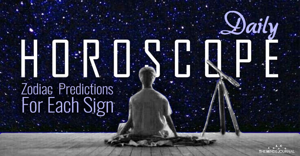 Daily Horoscope: Your Predictions for Today, Friday 29 May 2020