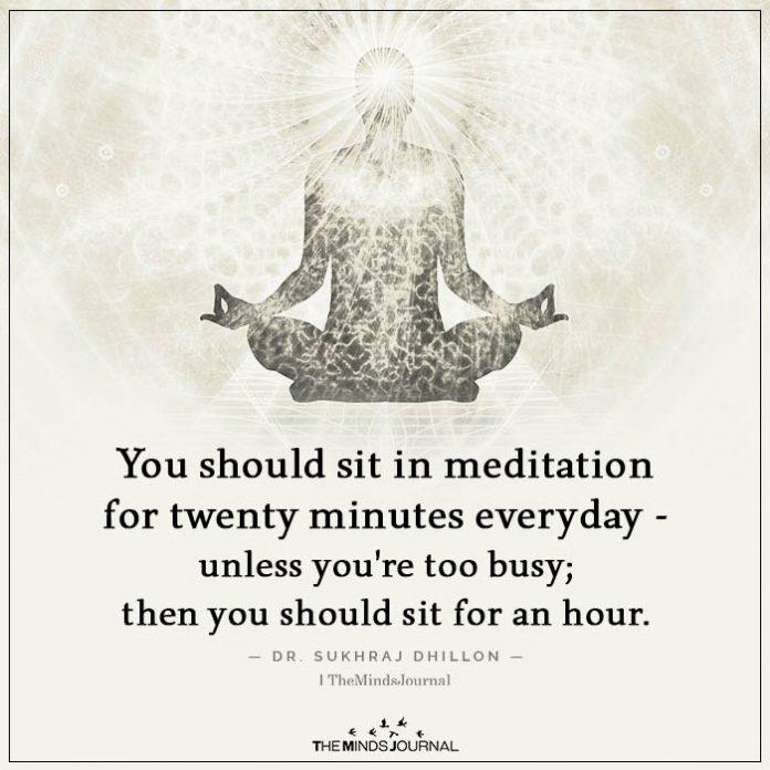 Meditation A Mystical Practice