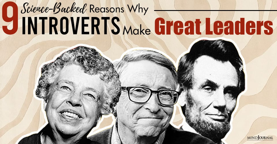science-backed reasons introverts make good leaders