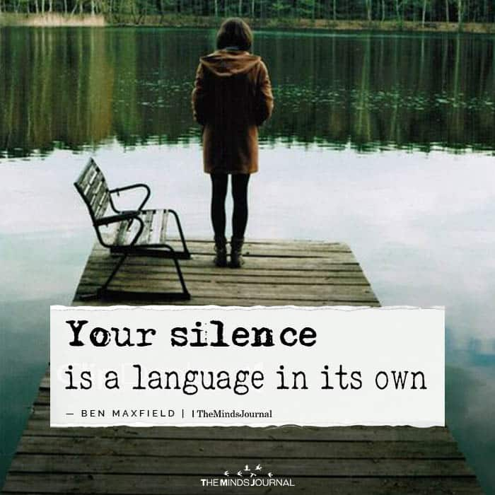 Your Silence