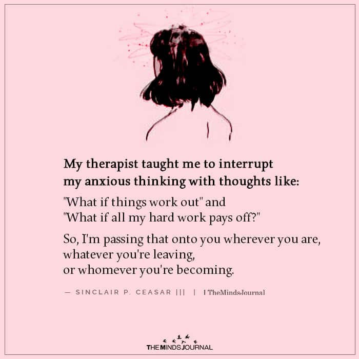 My Therapist Taught Me to Interrupt