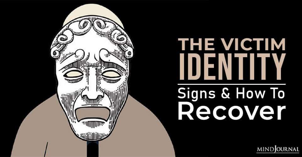 victim identity signs