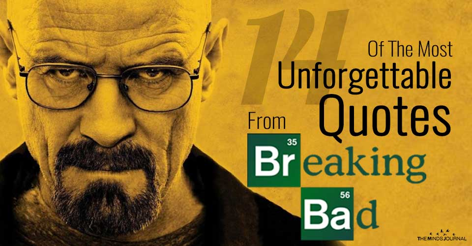 14 Of The Most Unforgettable Quotes from Breaking Bad