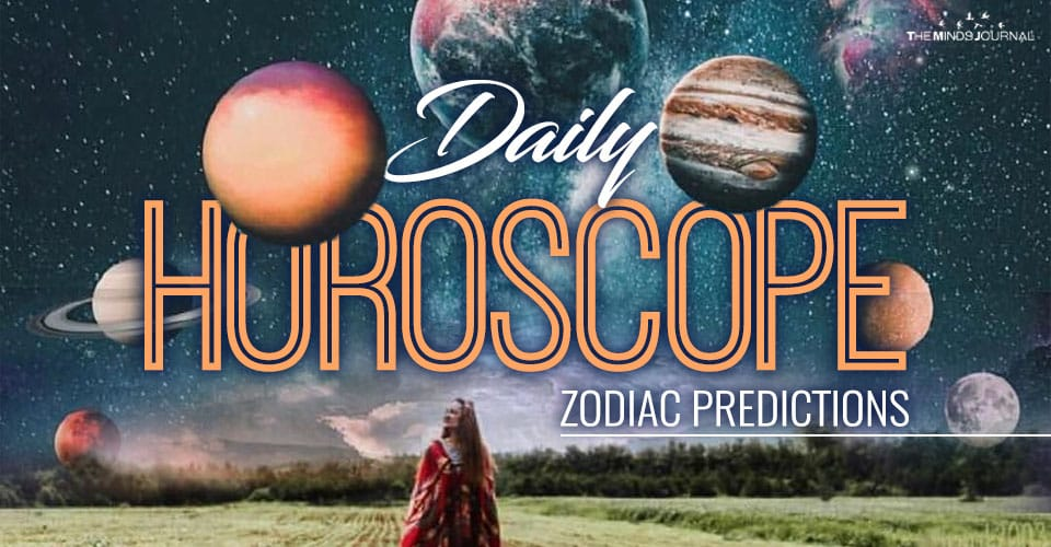 Your Daily Horoscope for Wednesday 02 December 2020
