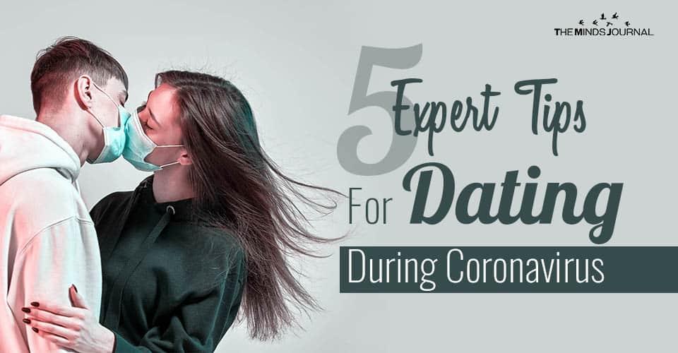 5 Expert Tips For Dating During the Coronavirus