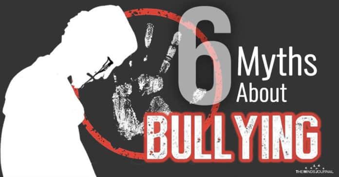 6 Stereotyped Myths About Bullying