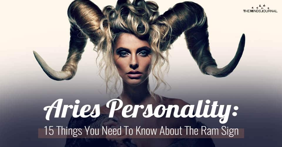 Aries Personality: 15 Things You Need To Know About The Ram Sign