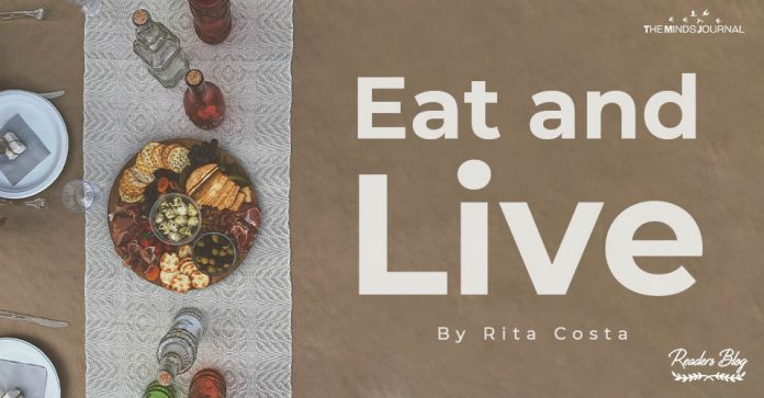 Eat And Live Quot First Eat What You Don T Likethen Leave