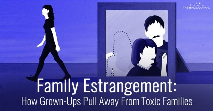 Family Estrangement: How Grown-Ups Pull Away From Toxic Families