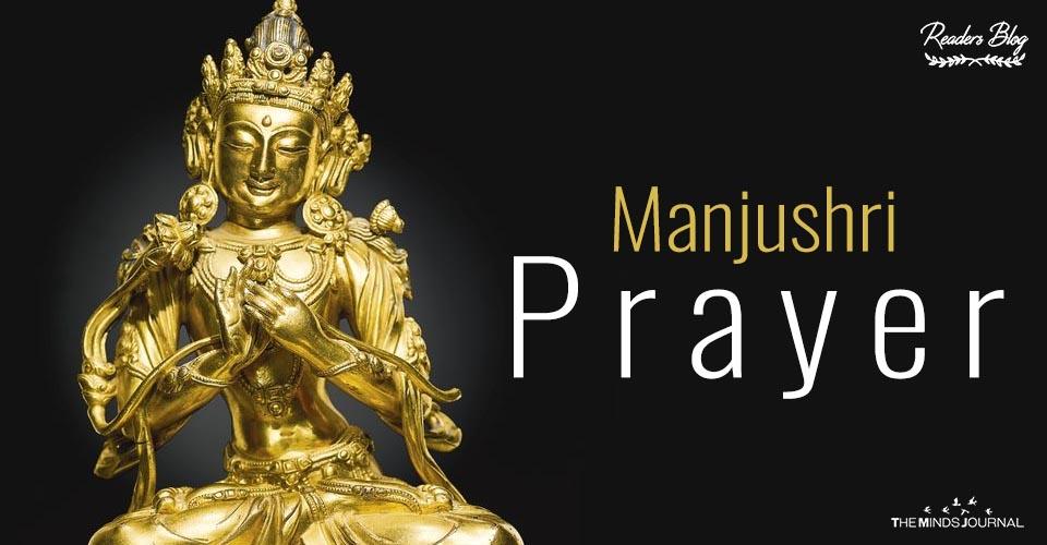 Praise to Manjushri