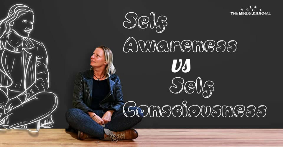 Self-Awareness vs. Self-Consciousness: The Confidence Perspective